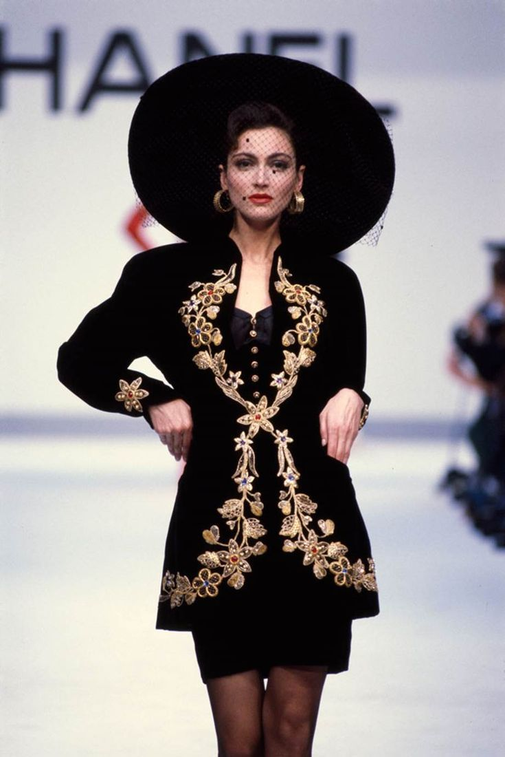 Photo of The best 80s fashion runway moments and trends of every high-end fashioned …
