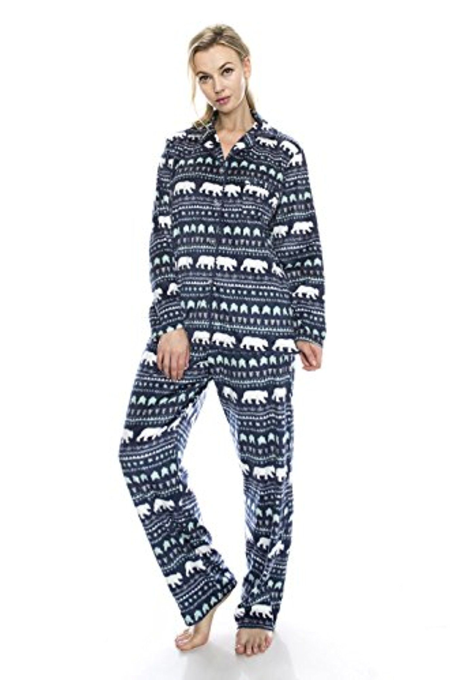 YOUMITA PLUS SIZE (2X, 3X, 4X) 2PC PAJAMA SET -- Awesome products selected by Anna Churchill