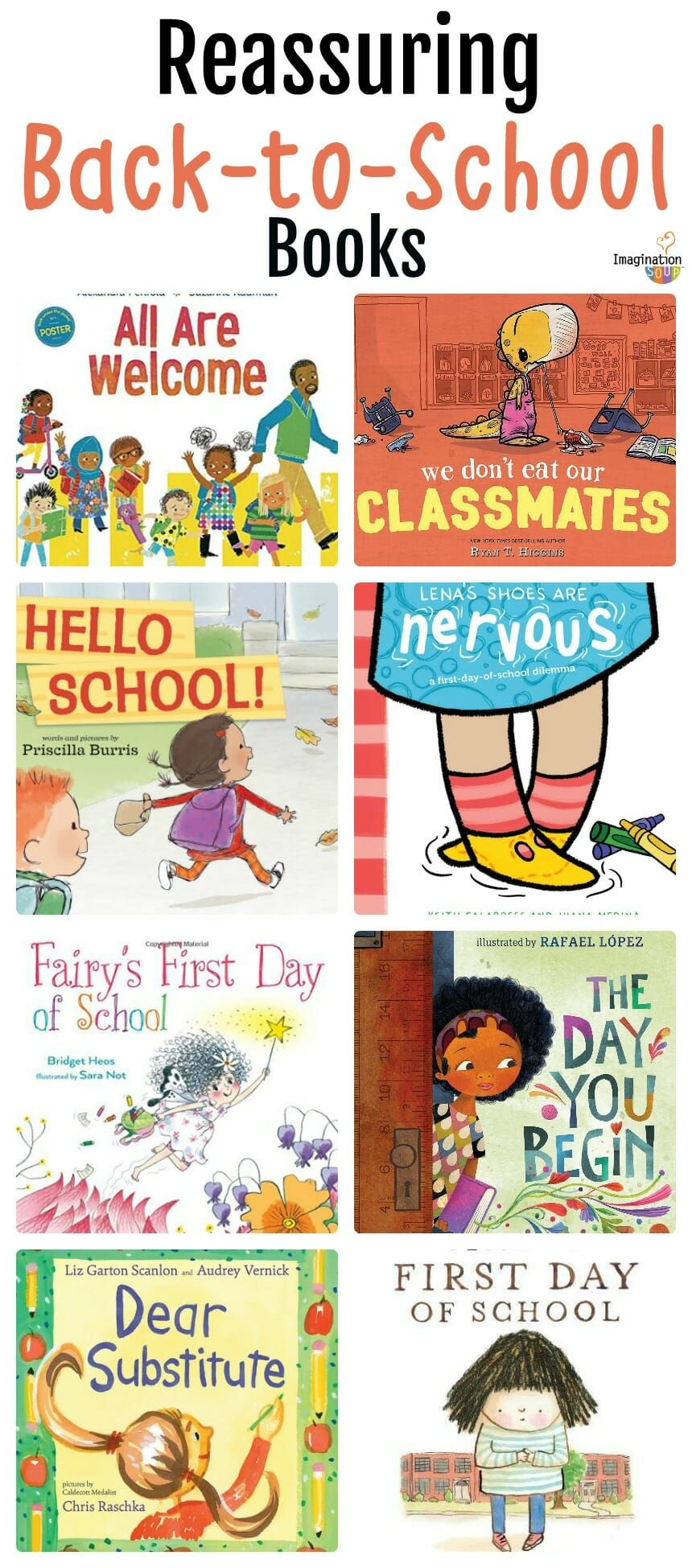 Don T Miss These 2018 Back To School Books Awesome Children S