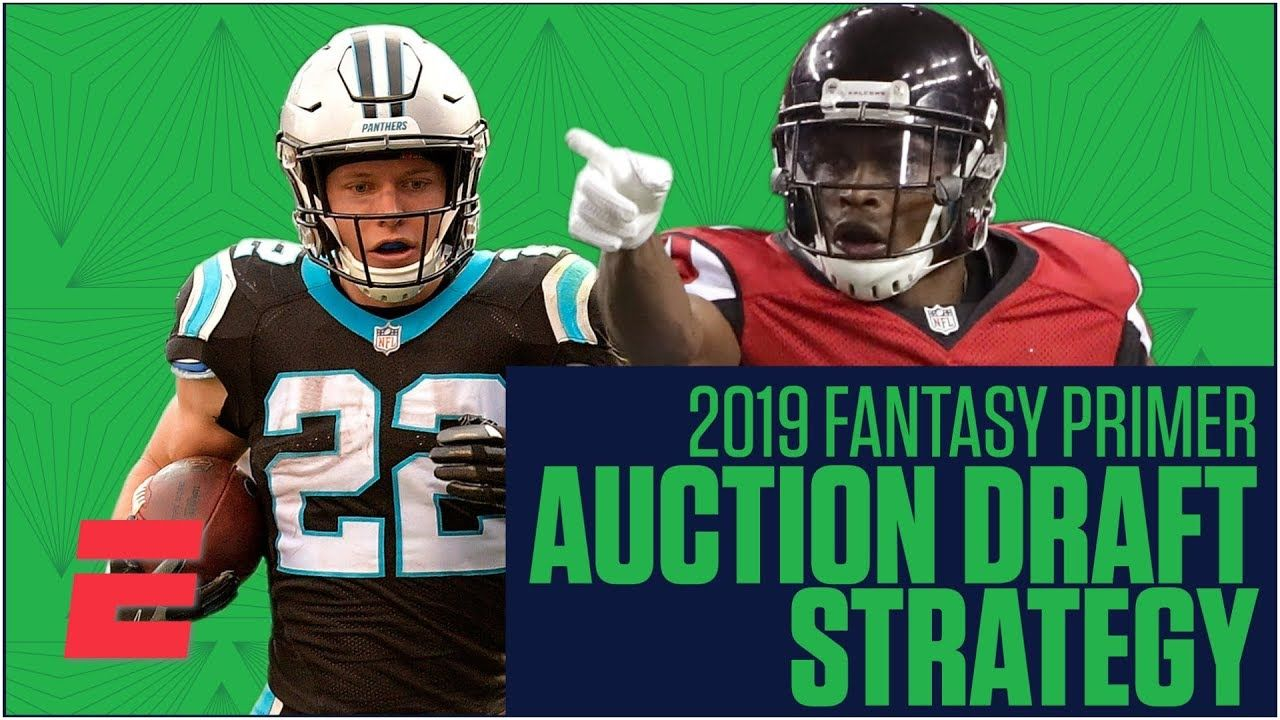 Why It S Worth Trying The Strategic And Fun Auction Draft 2019 Fantasy Football Primer Fantasy Football Football Draft Fantasy Football