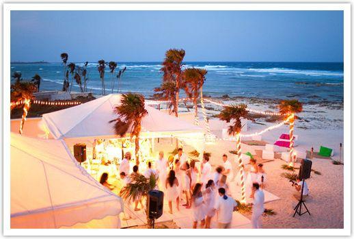 A Nice Destination Wedding