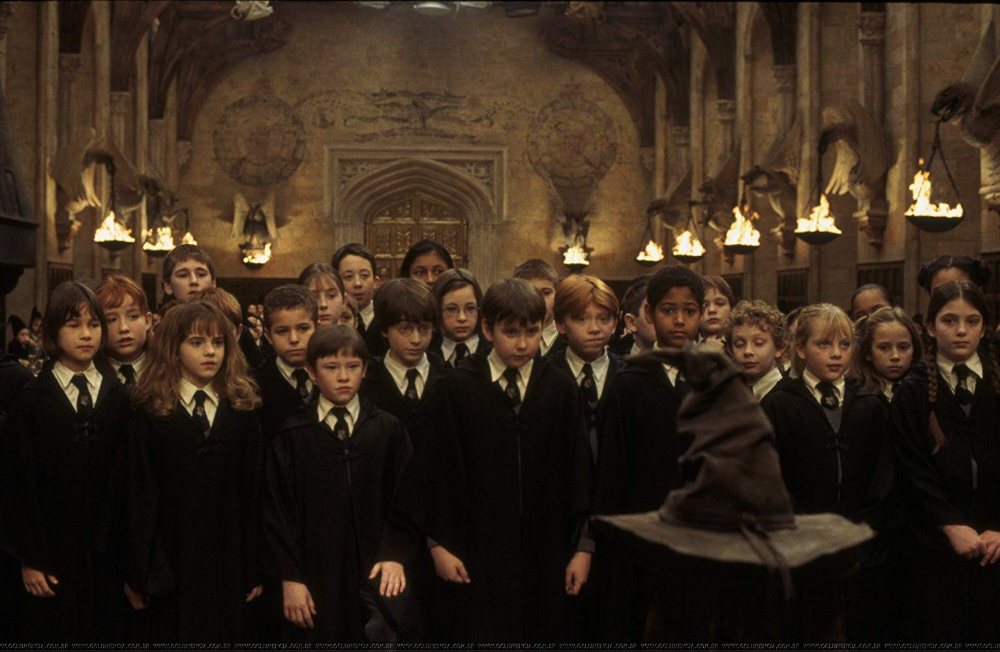 Harry Potter And The Sorcerer S Stone 2001 In 2020 Harry Potter Aesthetic Harry Potter Quiz Dark Harry