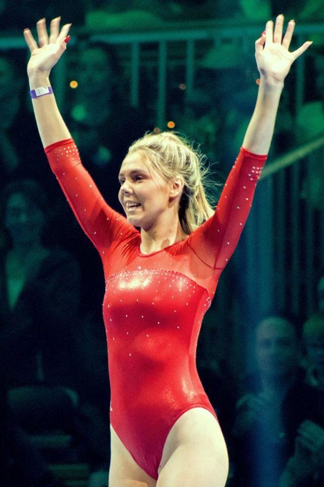 Pin von Nitram Bergmann auf 8 Beautiful gymnasts and