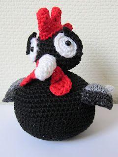 Funny Chicken Creja Beja Crochet Pinterest Breien Patronen