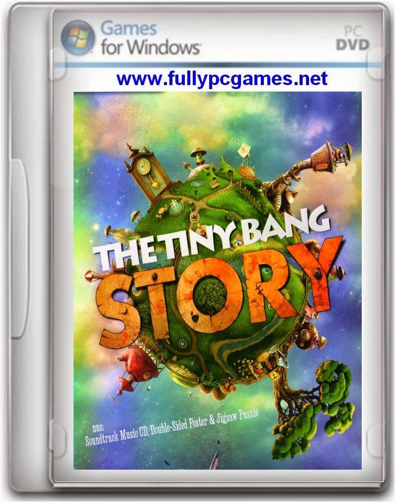 90bb4c49b0f9 The Tiny Bang Story Game - Free Download Full Version For Pc