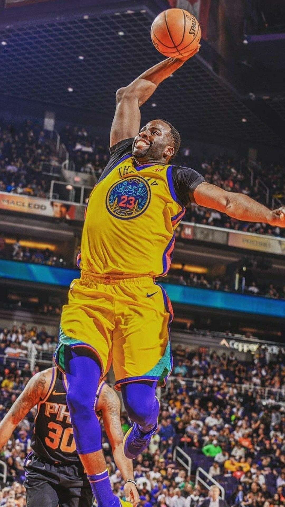 Draymond Green Wallpaper Nba Golden State Warriors Golden State Warriors Basketball Warriors Basketball