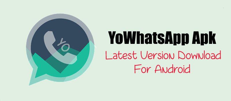 تنزيل واتس اب يو Yo للمطور يوسف باشا تحميل واتس اب بلس يو Yowa Wahtsapp الجديد ضد الحظر وبديل واتساب عمر Gb تنزيل واتس اب ب Vodafone Logo Android Download