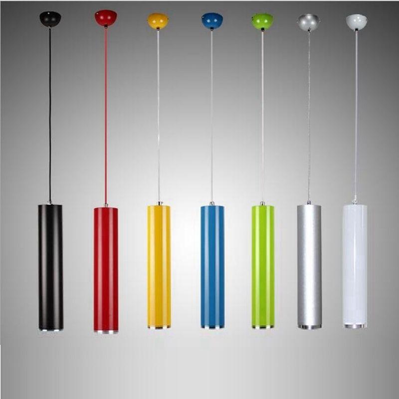 Günstige LukLoy Pendelleuchte Lichter Küche Insel Esszimmer Wohnzimmer Shop  Dekoration, Zylinder Rohr Pendelleuchten Küche Licht