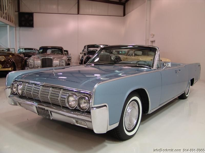 1964 lincoln continental convertible one of the classiest cars ever built i. Black Bedroom Furniture Sets. Home Design Ideas