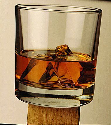 Any whiskey should be, wait for it.... Perfectly balanced....