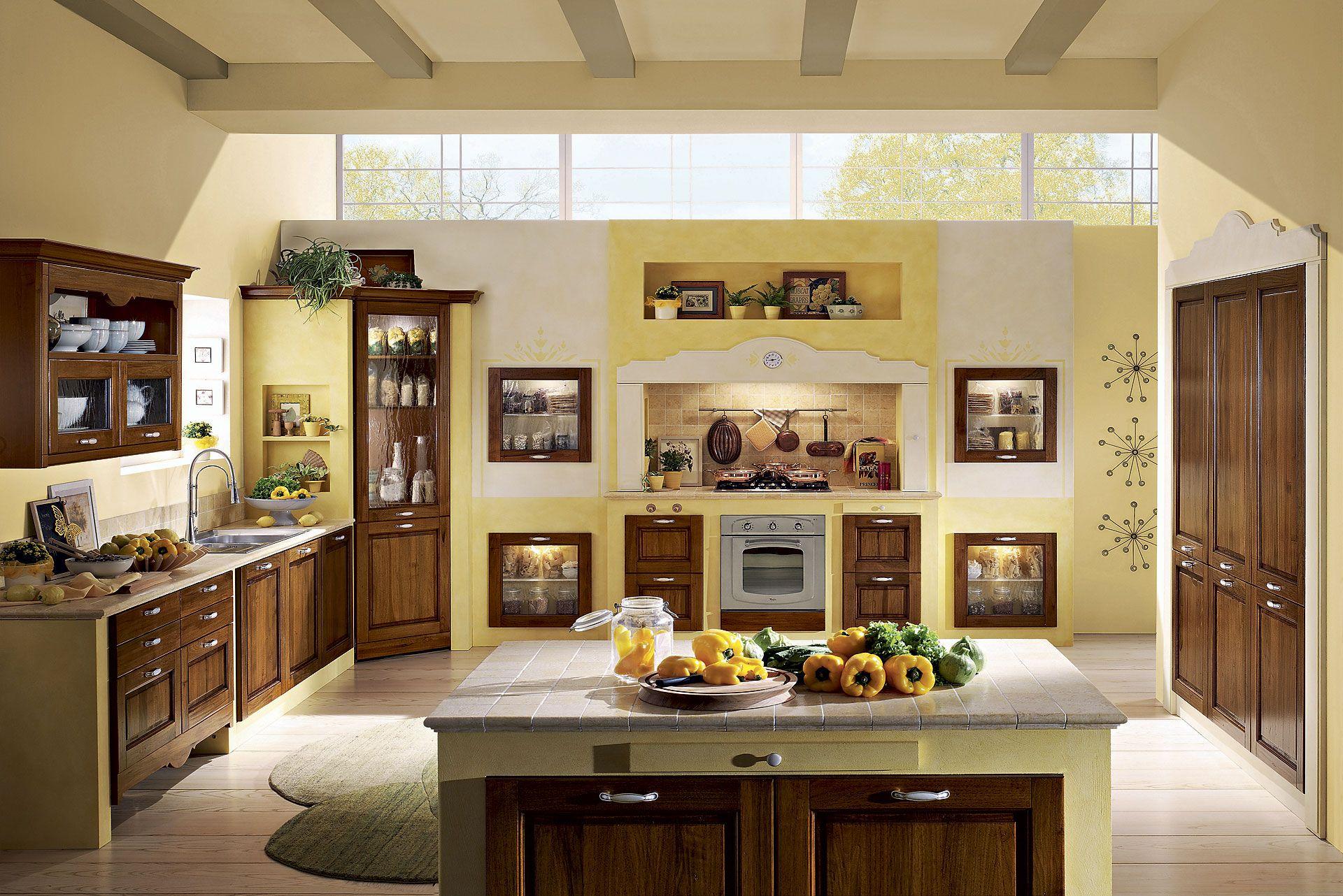 Arredamento cucine in muratura, cucine moderne, cucine ...