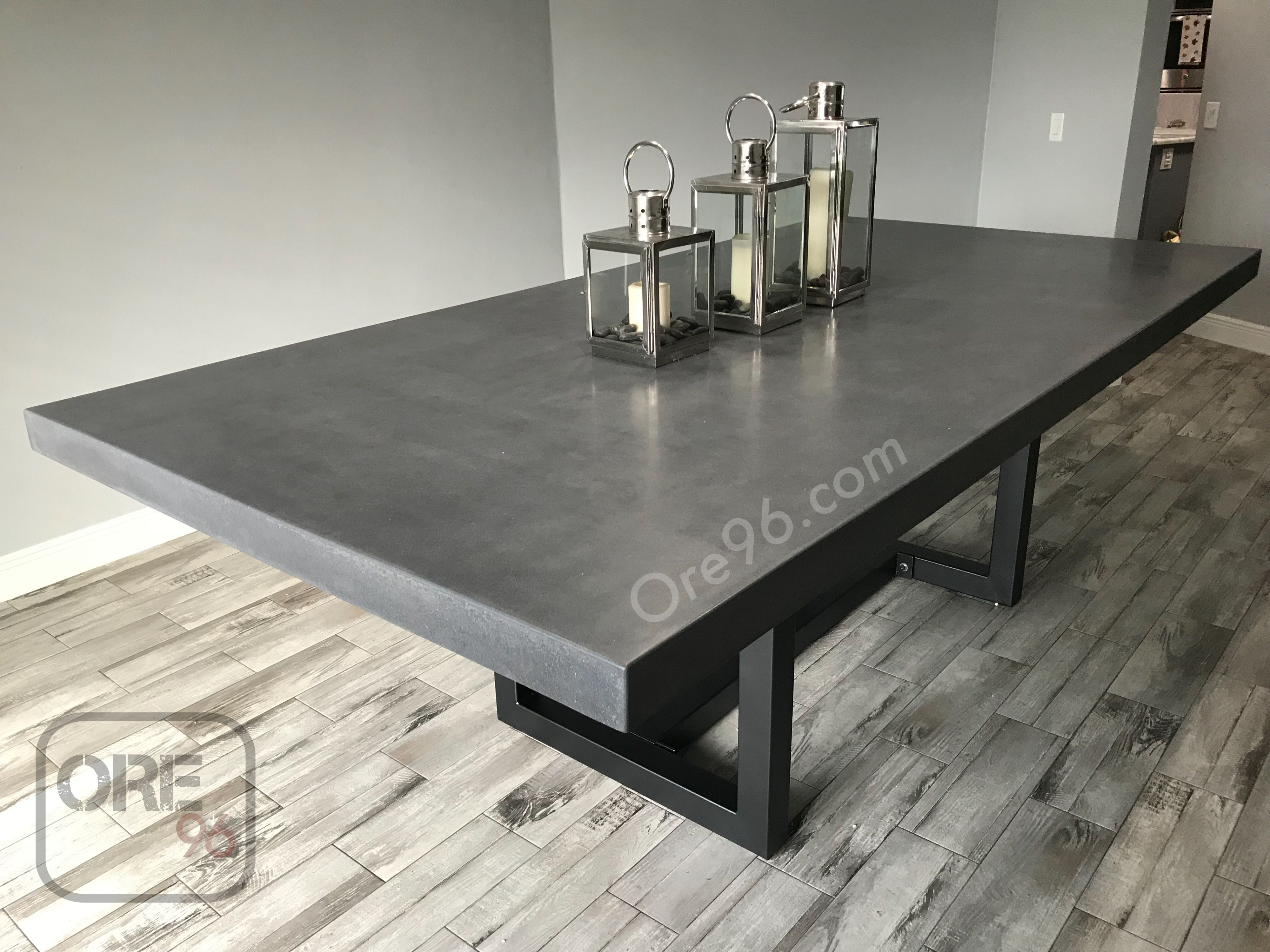 Modern Contemporary Countertop Height Dining Table 9 X 4 5 And 3