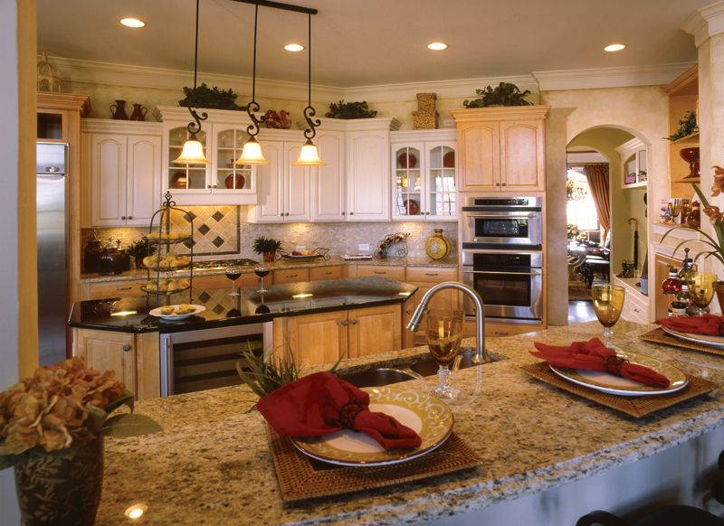 Carina Kitchen David Weekly Great Home Builders