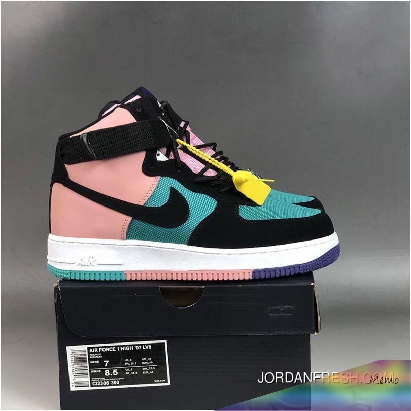 2019 #nike Air Force 1 High Have a Nike Day CI2306 300 Sale