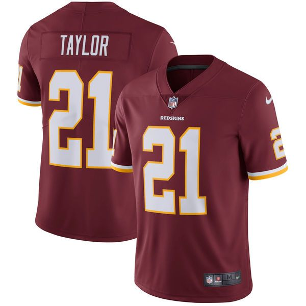 on sale 9e72f 8c718 Eagles Carson Wentz jersey Sean Taylor Washington Redskins ...