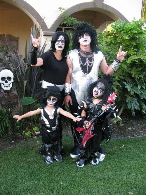 Disfraces caseros de halloween para toda la familia4 Disfraces
