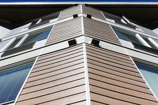 Adjustable Outside Corners For Panel And Plank Fiber Cement Products Are Exclusive Easytrim Reveals Aluminum Trim Siding Trim Fiber Cement Trim Family Project
