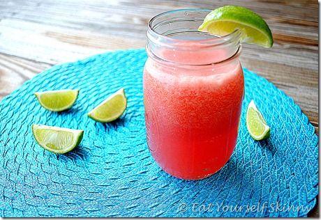 Watermelon-Limeade Cooler