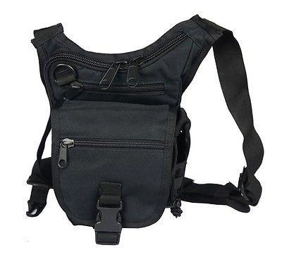 Mens-Military-Tactical-Messenger-Fanny-Waist-Pack-Bag-Leg-Camping-Trekking-Bag $19.99, ebay.com