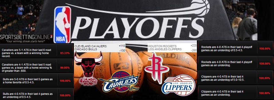 PLAYOFFS TONIGHT!!! SBO NBA
