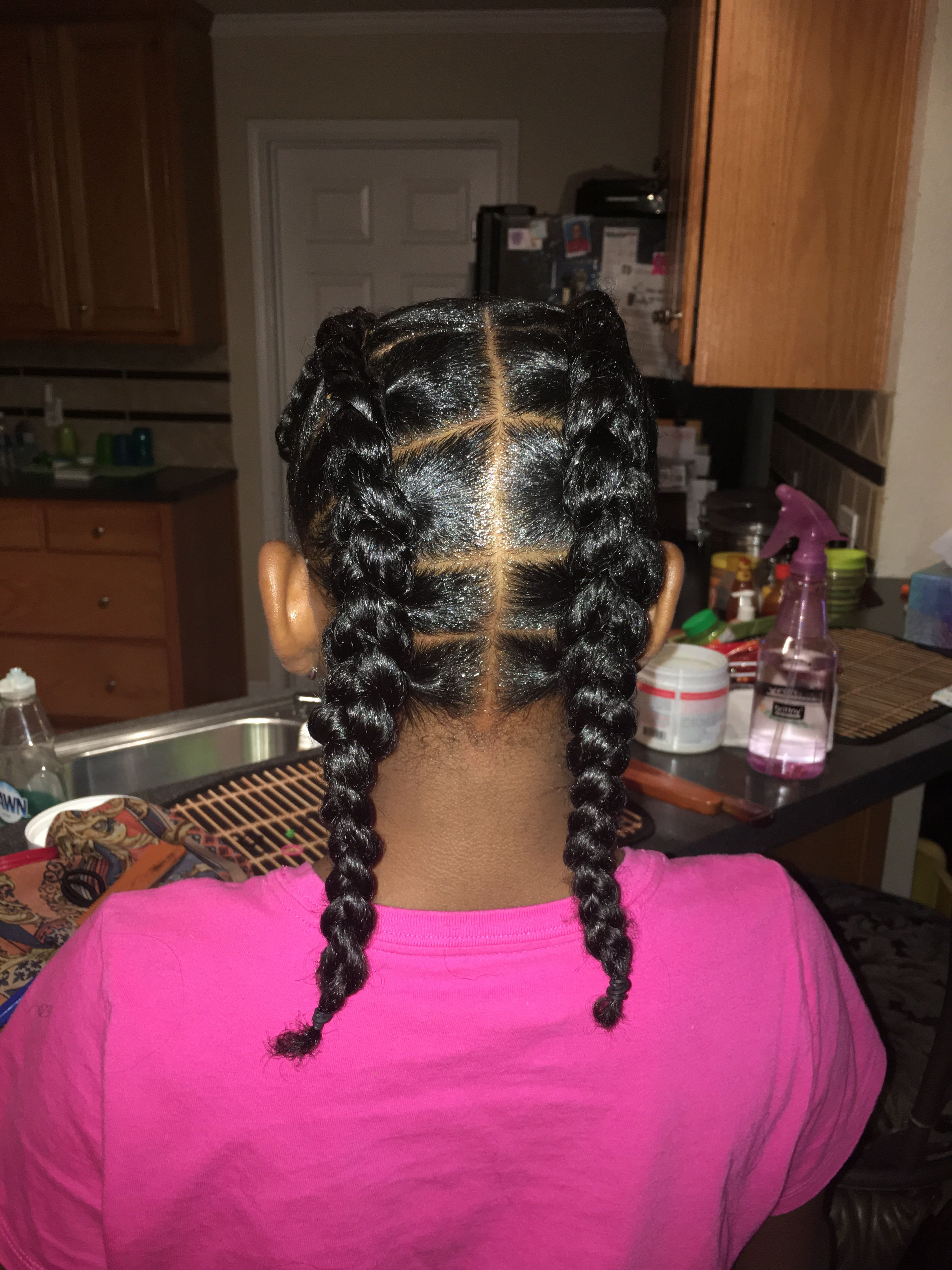 Pin On Tween Natural Curly Hair Styles