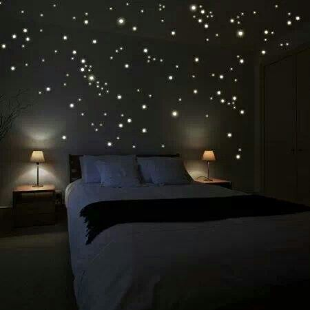 Sternenhimmel An Der Decke pin shana ja auf home home schlafzimmer