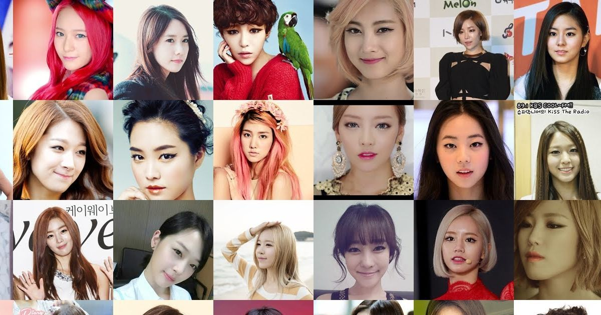 Which Kpop Girl Idol Do You Look Like Kpop Girls Kpop Quiz Kpop