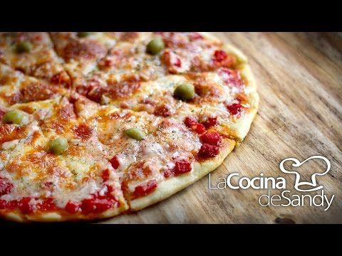 Como Hacer Masa Para Pizza Italiana Youtube Argentine Recipes How To Cook Pasta Making Homemade Pizza