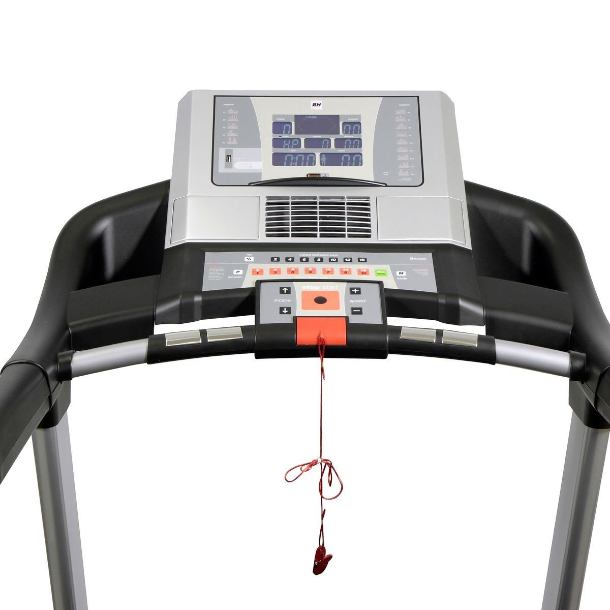 Bh Fitness F4 Dual G6426n Tapis De Course Pliable 20 Km H