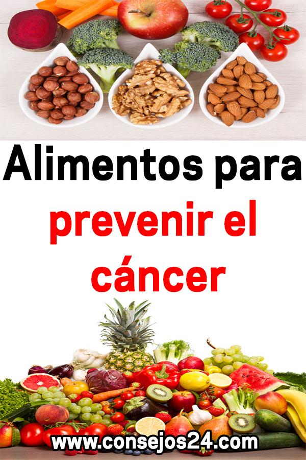 nutrición de próstata para la prevención