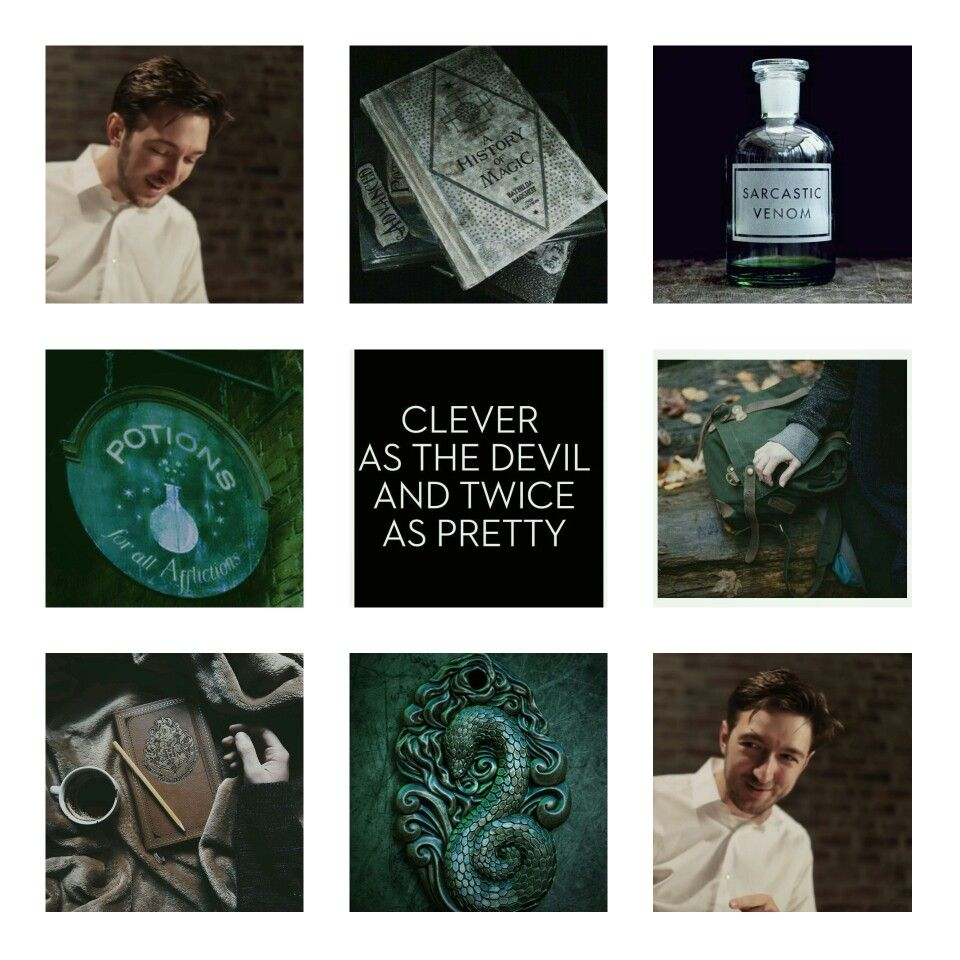 Buzzfeed Unsolved Shane Madej Slytherin Harry Potter edit