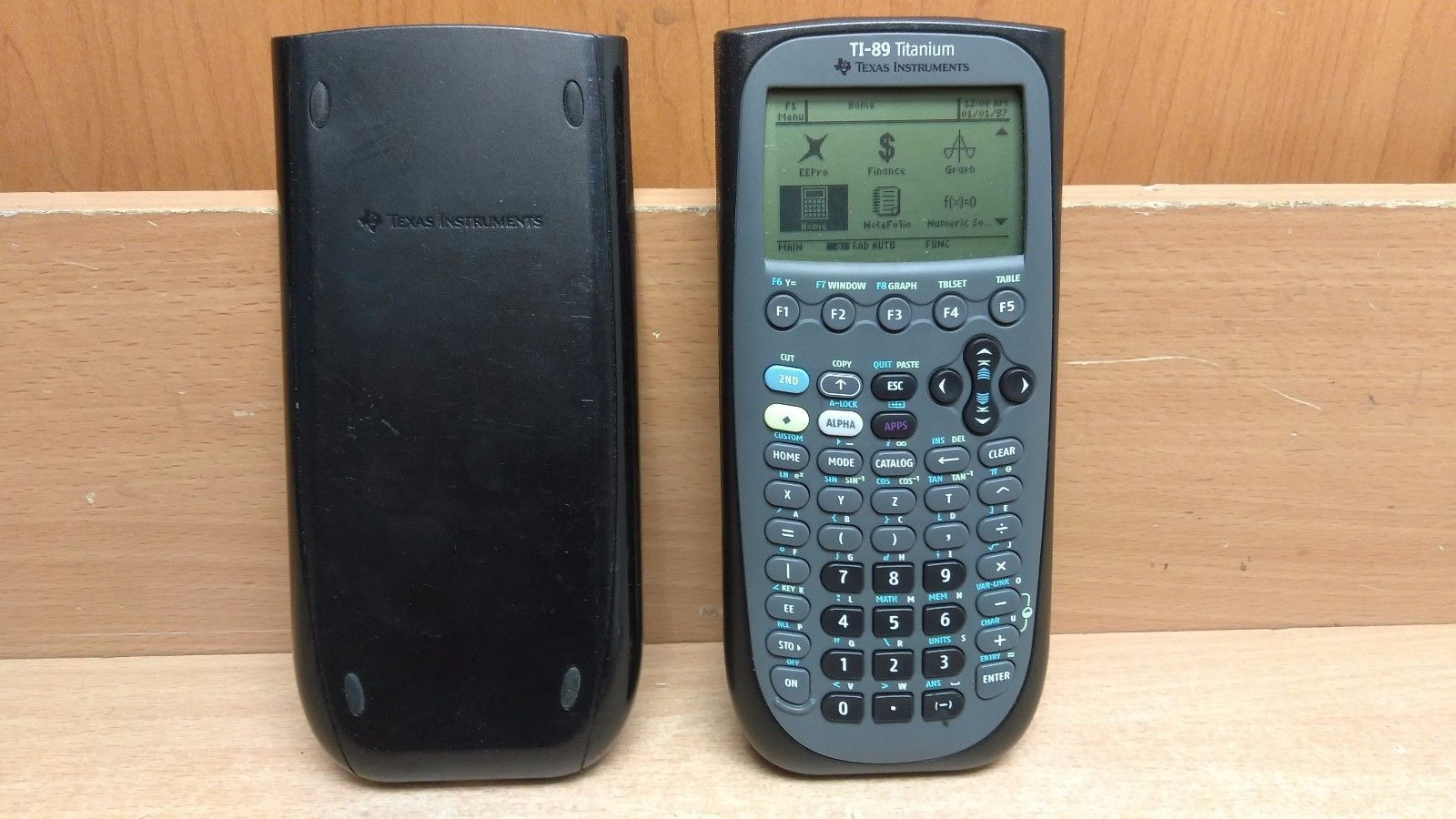 ti89 graphing calculator for dummies