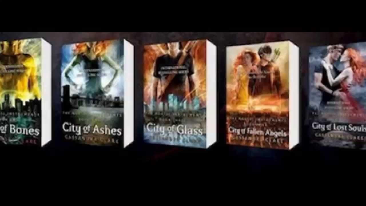 Descargar   Libros Saga De Cazadores De Sombras Pdf   Mega