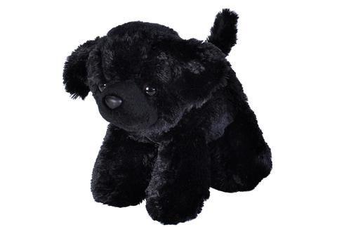 lille sort hund