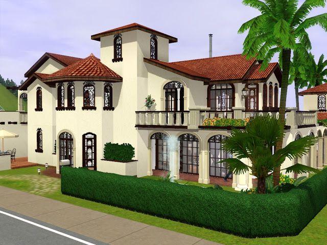SIMS 3 Villa Paraiso FREE : SIMS 3 Villa Paraiso Fully