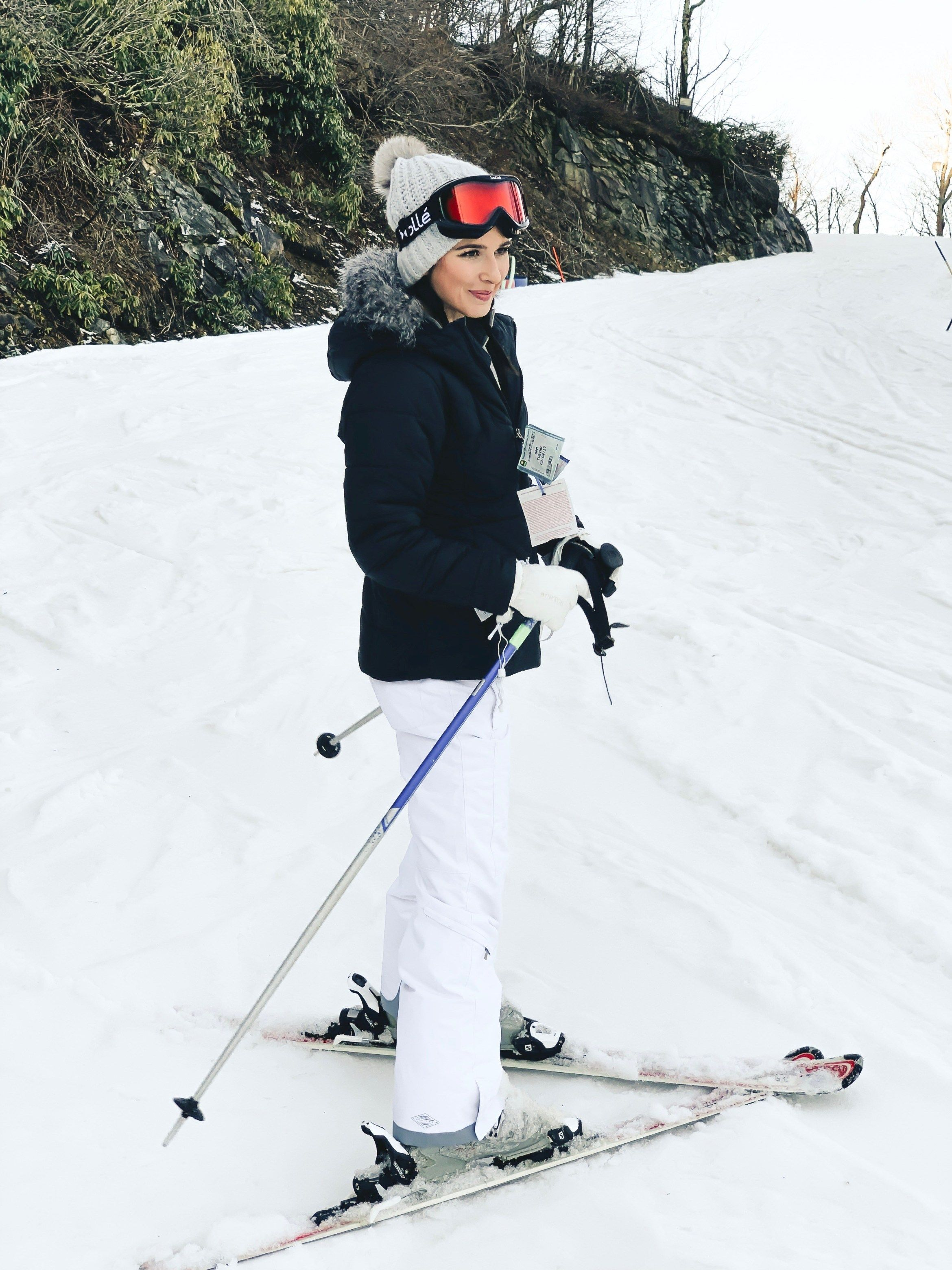 e1e40463885 Affordable Ski Clothes Guide featured by top US fashion blogger