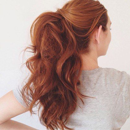 25 Hairstyles For Spring 2020 Preview The Hair Trends Now Popular Haircuts Hair Styles Perfect Ponytail Hairstyle