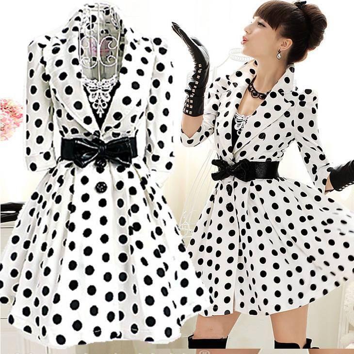 Прикольные картинки про платье в горошек