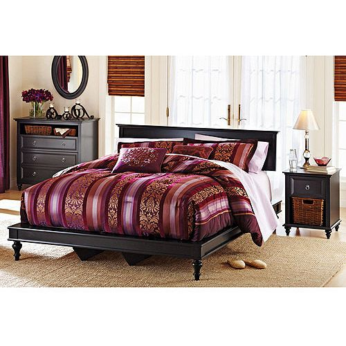 better homes and gardens bailey lane 3 piece bedroom set on walmart bedroom furniture clearance id=31313