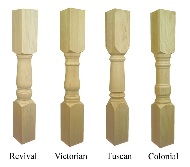 Best Front Porch Spindles Railing Balusters Wood Rail 400 x 300