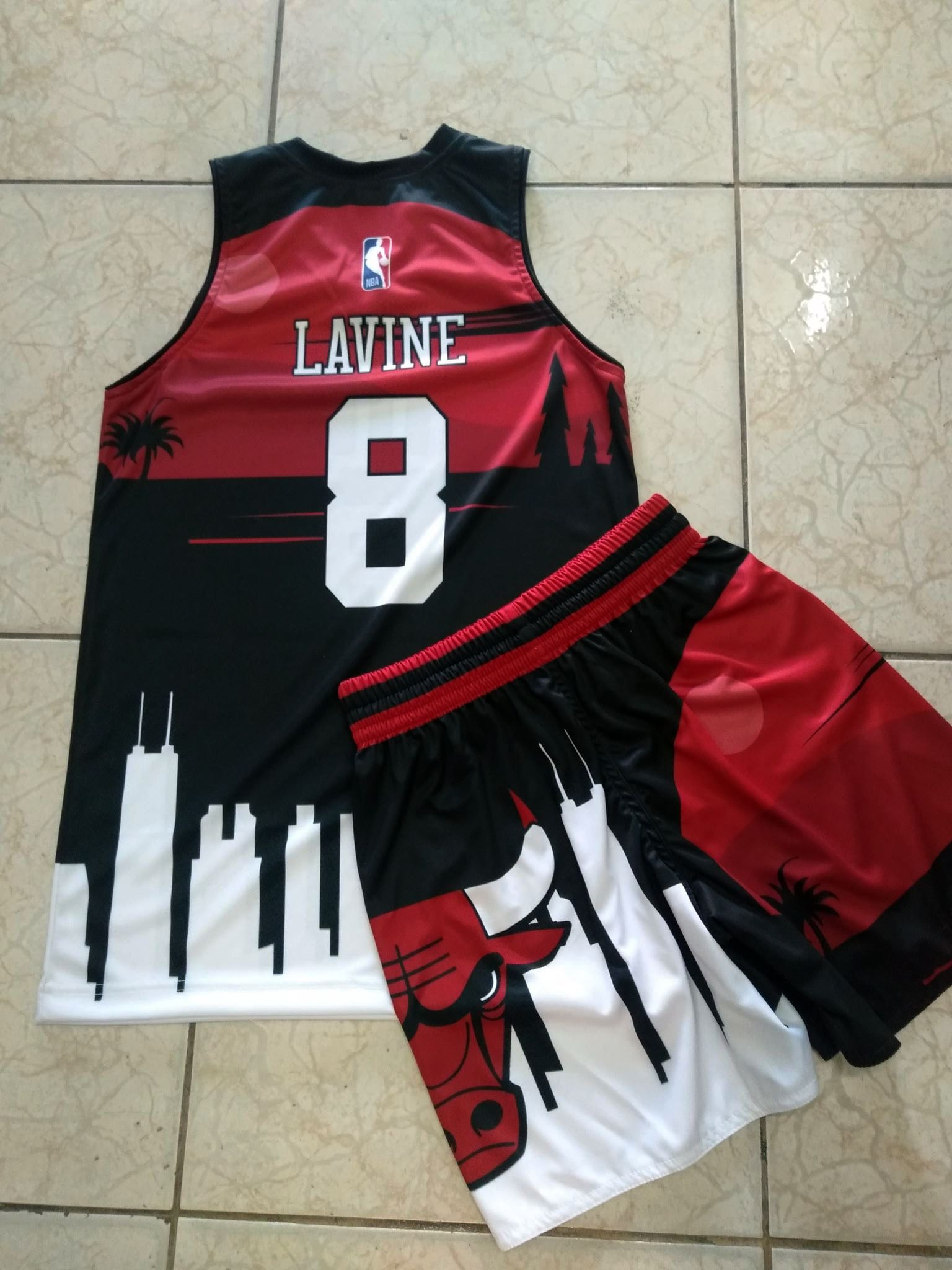 Chicago Bulls Latest Basketball Jersey In 2020 Jersey Design Basketball Jersey Basketball Uniforms Design