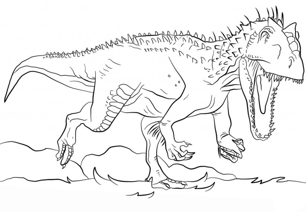 Jurassic World Coloring Pages Best Coloring Pages For Kids Dinosaur Coloring Pages Dinosaur Coloring Dinosaur Pictures