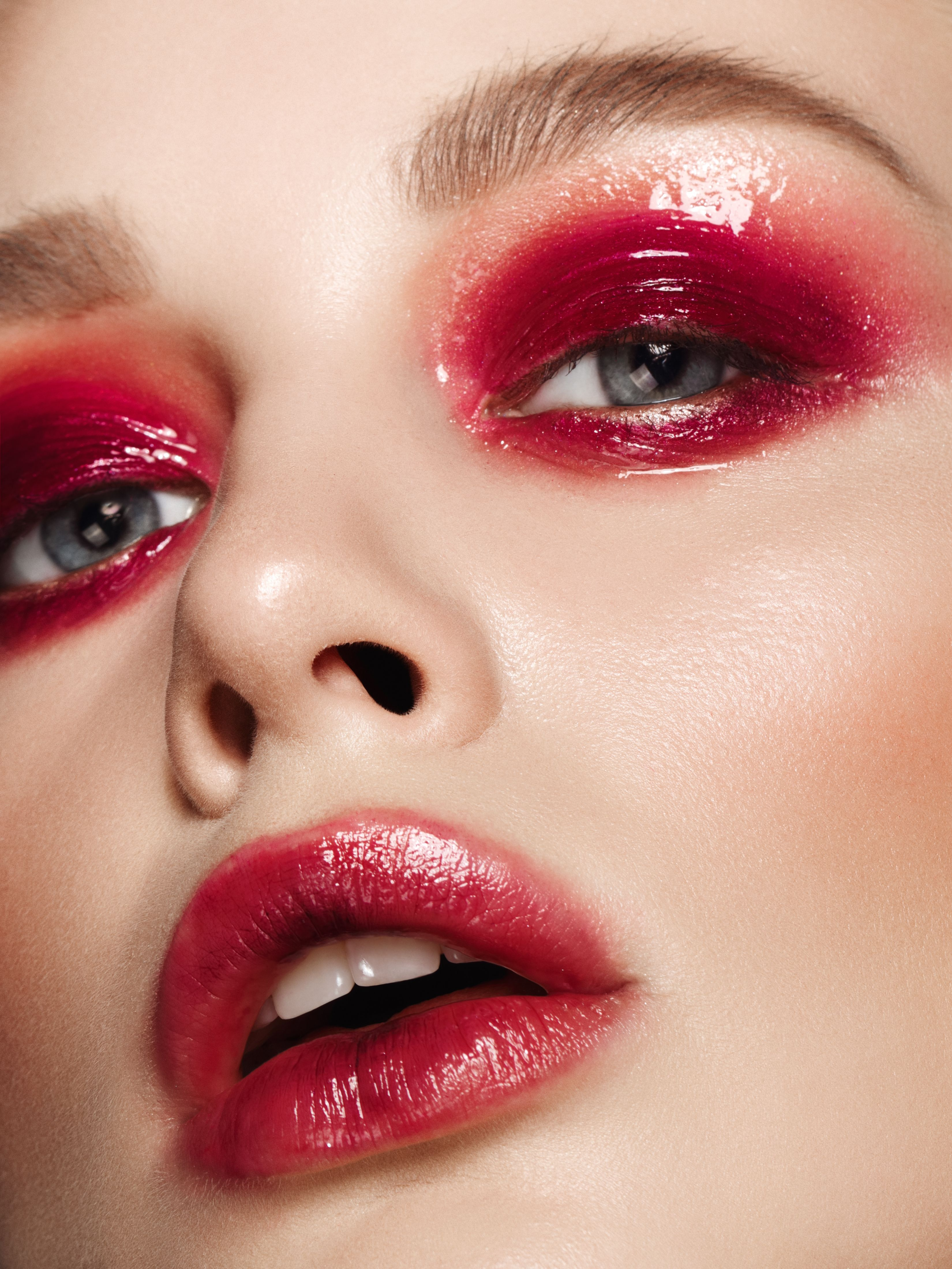 Beauty News März 2019 in 2020 Fashion editorial makeup
