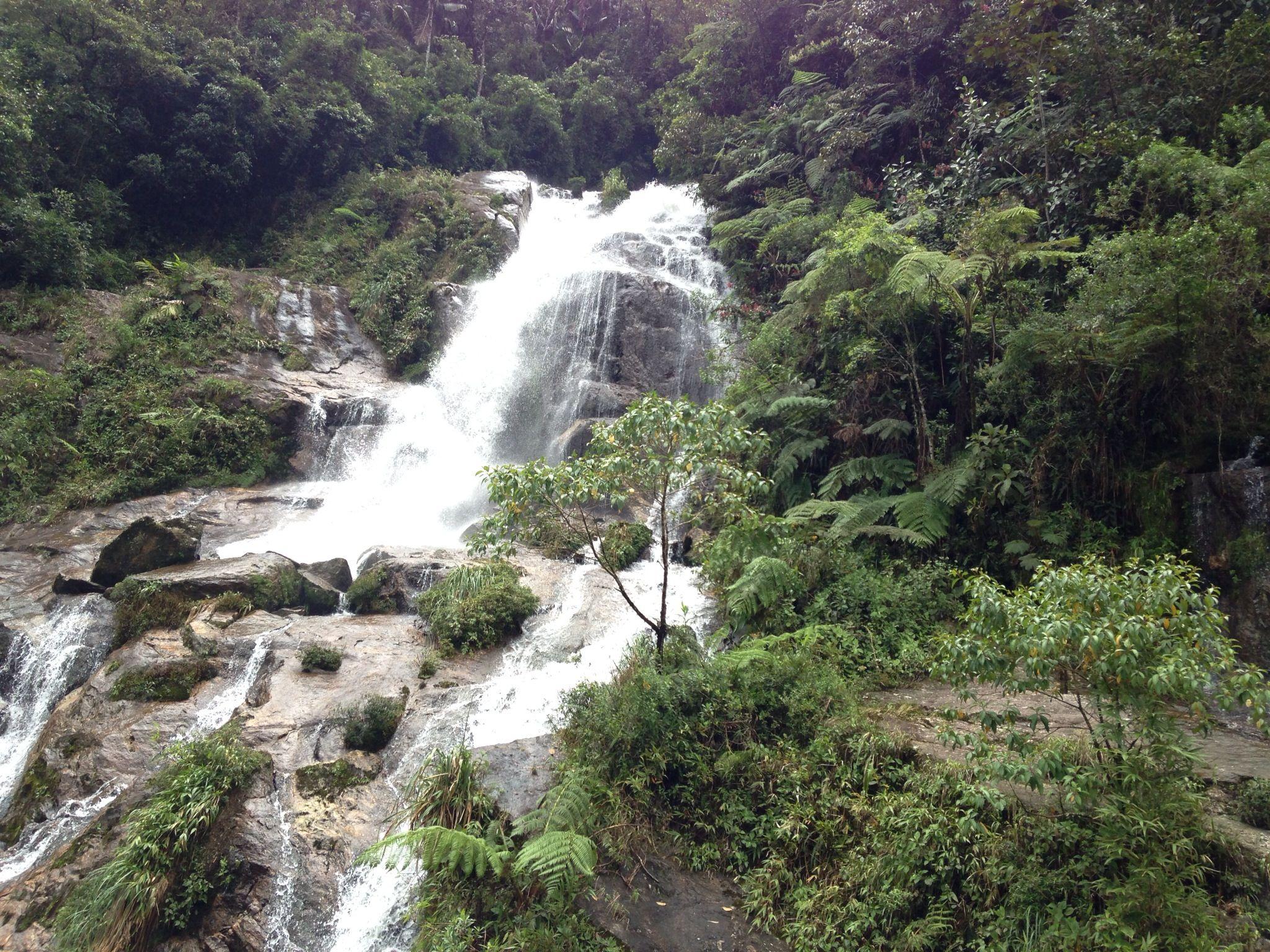 Cascadas Ecuador 2013