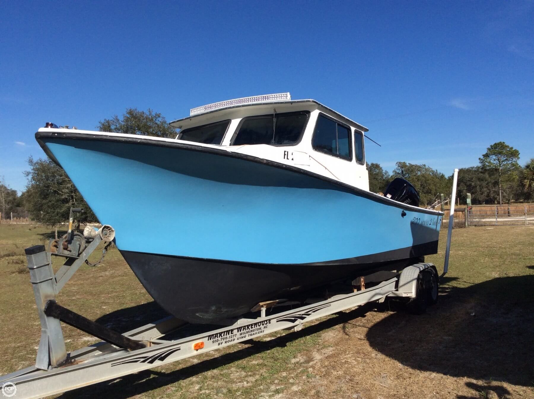 Refurbished C Hawk All New Electronics New 2018 Tohatsu 250 Hp Only 6 Hrs Old Town Florida Charter Boat Boat