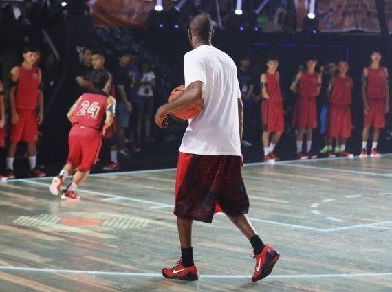 New Cheap Nike Kobe 9 Elite Low Flyknits Cheap sale University R
