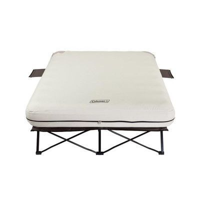 Coleman Queen Airbed Cot With Frame | Queen frame, Cots and Queens