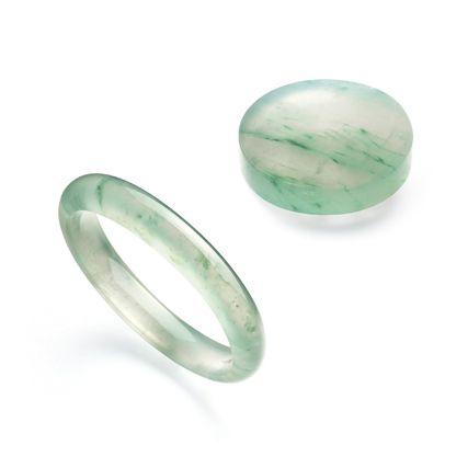 Tiancheng International Auctioneer Limited Jade Jewelry Jade Bangle Jewelry