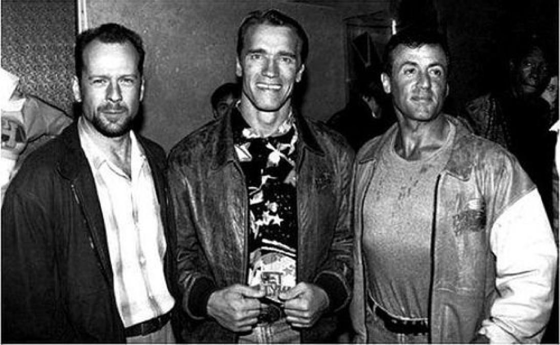 ¿Cuánto mide Arnold Schwarzenegger? - Altura - Real height - Página 2 624bce5731a0699943fa2d9f2c5bafba