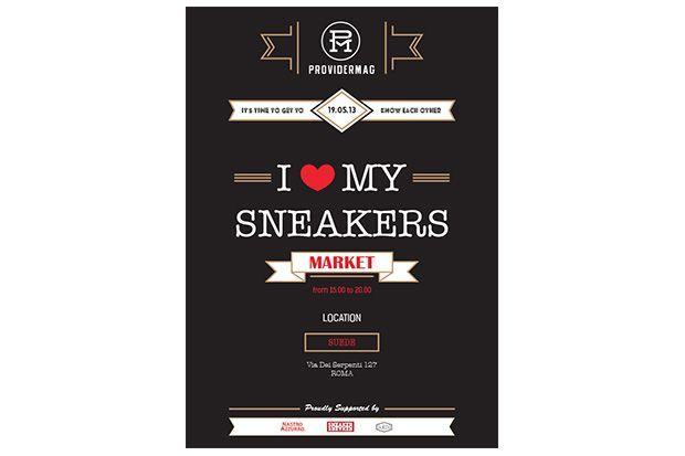 Providermag: I Love My Sneakers – Market